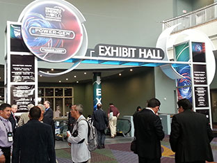 power gen exibit hall 2012