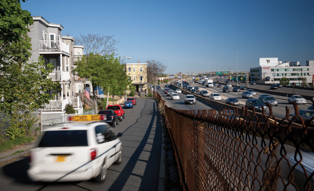 living with highway noise
