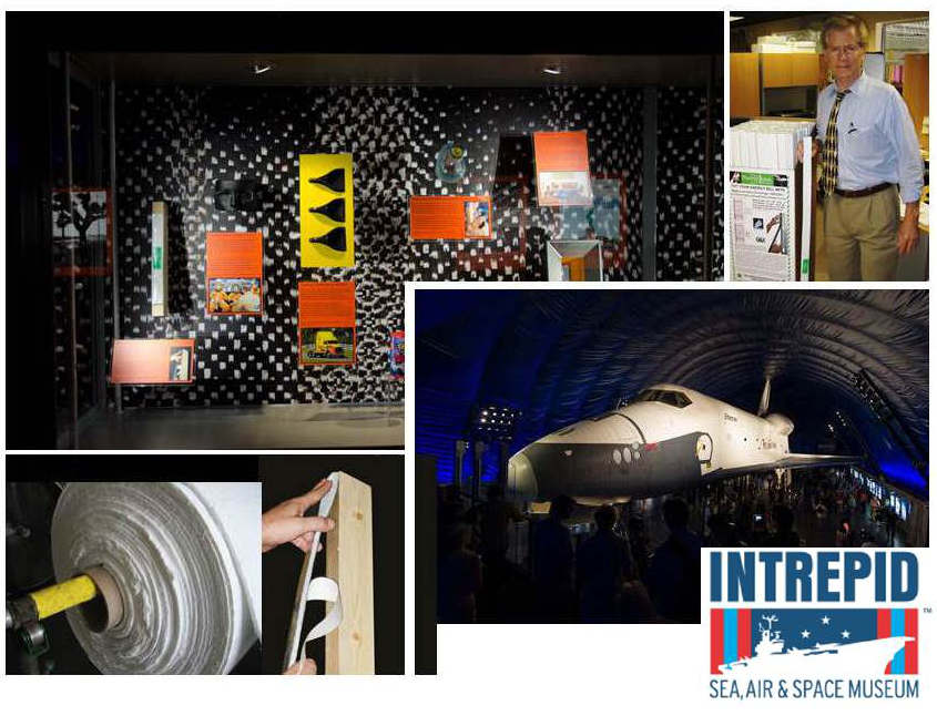 Intrepid Sea Air Space Museum AB Site PR Collage2