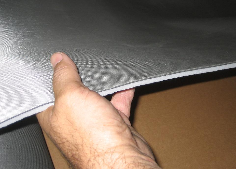 DIY soundproofing noise barrier soundproofing material