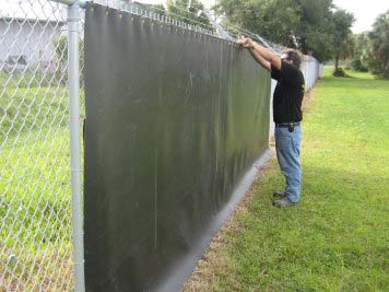 acoustifence install