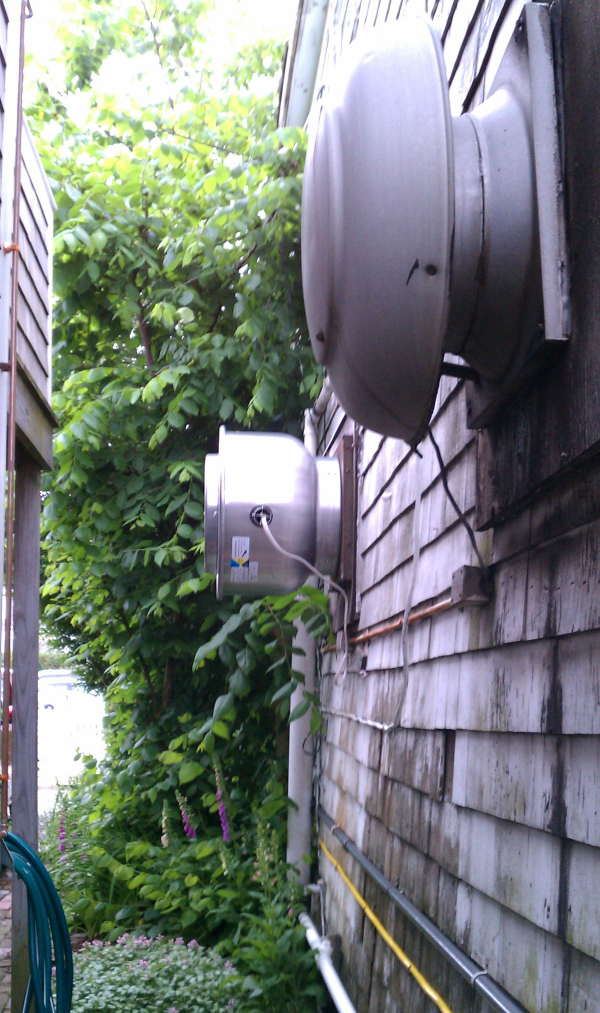 Exhaust fan nose, fan noise, restaurant noise, noise barrier