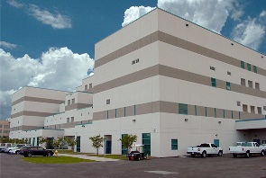 Pinellas jail medical building